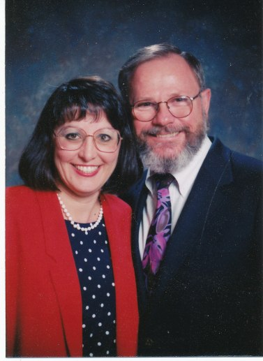 Sue and Fred Lick 1995