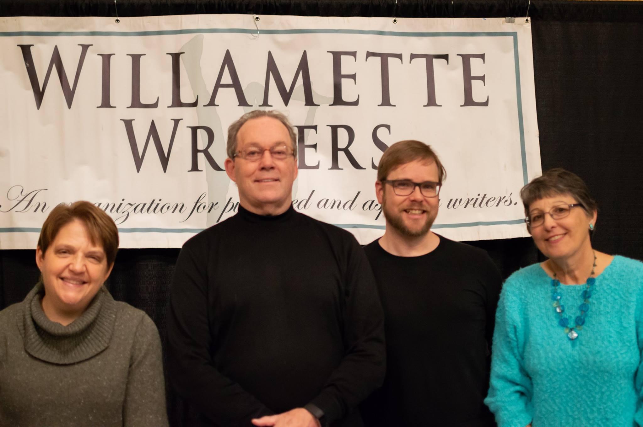 WW authors at Wordstock