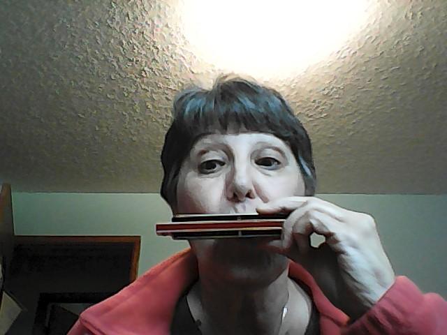 Sue and Harmonica