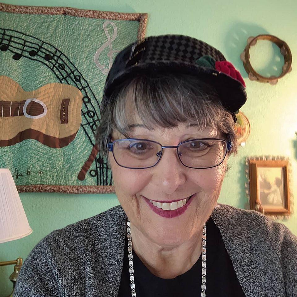Sue hat #3 41820